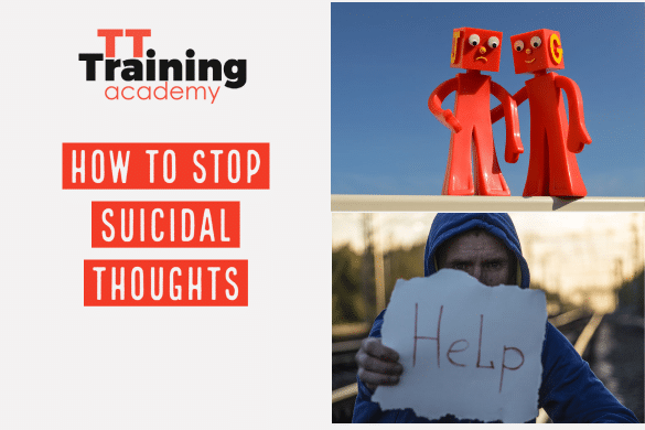 How to Stop Suicidal Thoughts