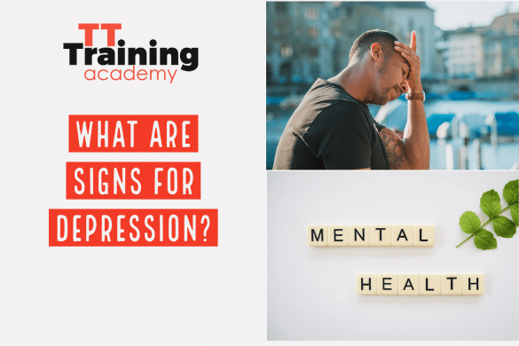 What are Signs for Depression